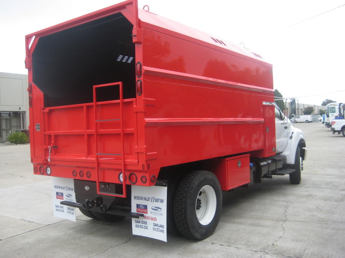 Custom Truck Body Fabrication Western Truck Fab San